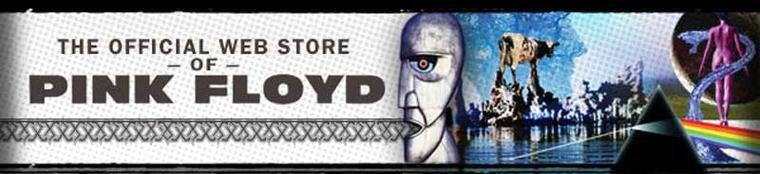 Pink Floyd - The Official Site (clik sur l'icône)
