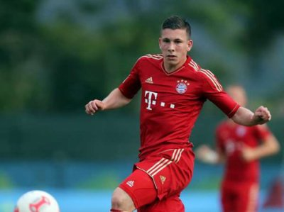 Pierre HOJBJERG (Danemark U19 / Bayern Munich, ALL)
