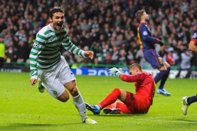 Tony WATT (Ecosse U21 / Celtic Glasgow, ECO)