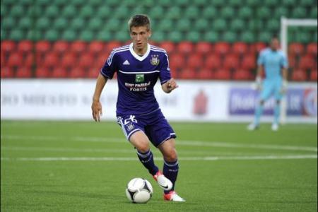 Dennis PRAET (Belgique U21 / Anderlecht, BEL)