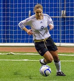 Silvana CHOJNOWSKI (Allemagne U20 / FFC Francfort, ALL)