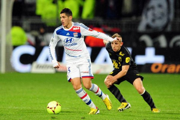 Yassine BENZIA (France U19 / Lyon, FRA)