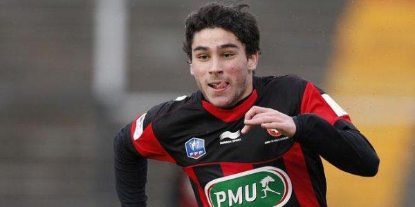 Neal MAUPAY (France U17 / Nice, FRA)