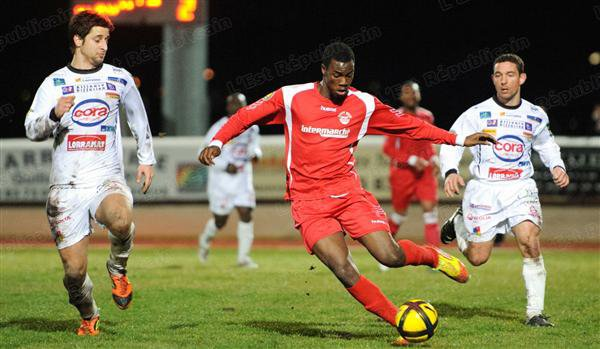Ibrahima CISSE (Belgique U21 / Standard Liège, BEL)