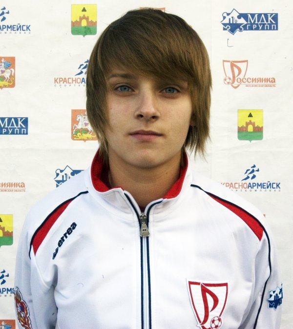Marina KISKONEN (Russie U19 / Rossiyanka, RUS)