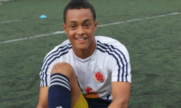 Joao RODRIGUEZ (Colombie U17 / Chelsea, ANG)
