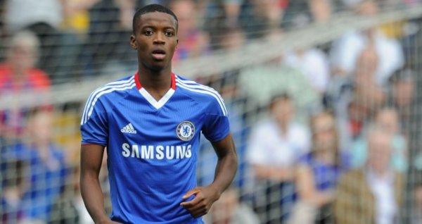 Nathaniel CHALOBAH (Angleterre U21 / Chelsea, ANG)