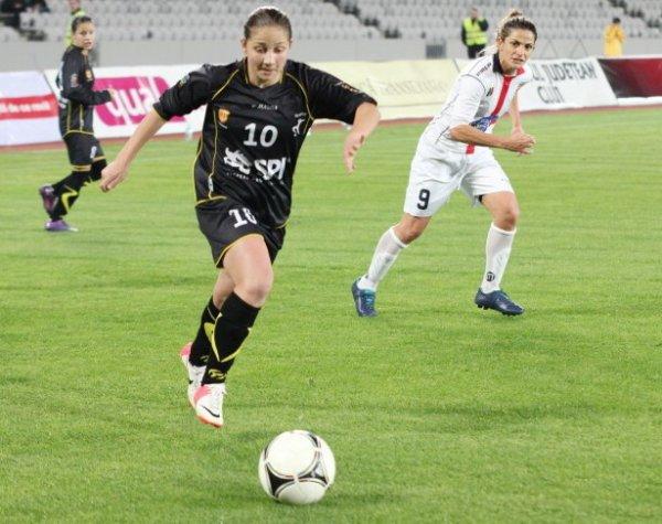 Andreea VOICU (Roumanie / Olimpia Cluj, ROU)