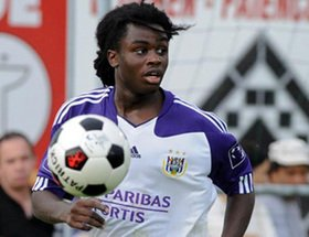 Jordan LUKAKU (Belgique U21 / Anderlecht, BEL)