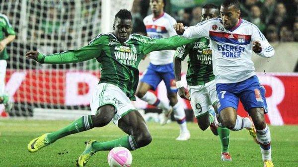 Kurt ZOUMA (France U20 / St-Etienne, FRA)