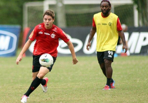 Adryan Oliveira ADRYAN (Brésil U20 / Flamengo, BRE)