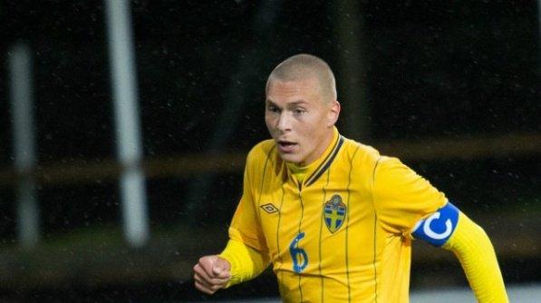 Victor NILSSON LINDEHOF (Suède U19 / Benfica, POR)