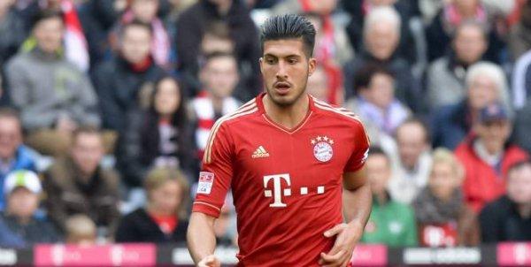 Emre CAN (Allemagne U19 / Bayern Munich, ALL)
