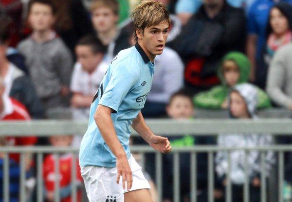 Denis SUAREZ (Espagne U20 / Manchester City, ANG)
