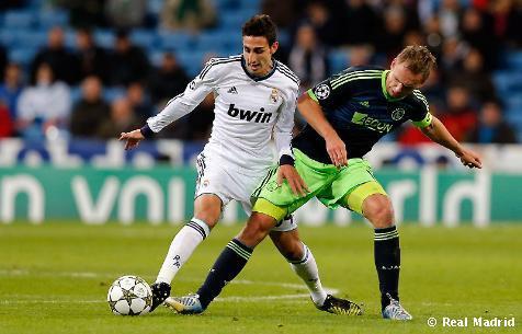 José RODRIGUEZ (Espagne U20 / Real Madrid, ESP)