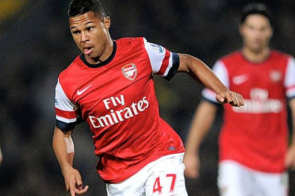 Serge GNABRY (Allemagne U18 / Arsenal, ANG)