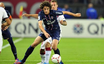 Adrien RABIOT (France U19 / Paris SG, FRA)