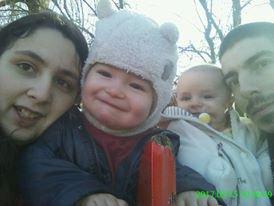 mes enfants et mon homme