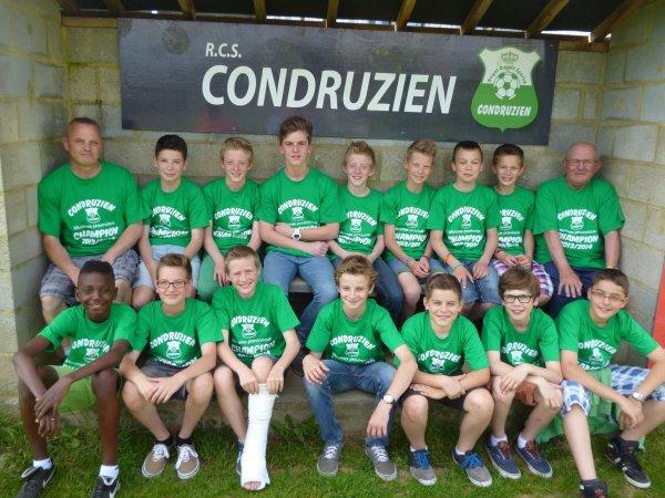 """Didier """" 6 ans au Condruzien : mes meilleurs souvenirs """" :) :) :) :) :) :) :)"""