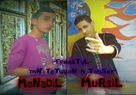 MonAdil Feat Mursil  Mn Tanger N Tetouan