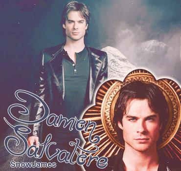 Vampire Diaries: Personnage: Damon Salvatore
