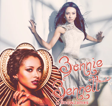 Vampire Diaries: Personnage: Bonnie Bennett