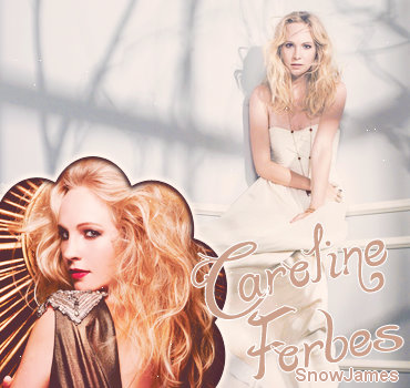 Vampire Diaries: Personnage: Caroline Forbes