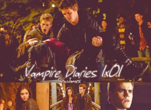 Vampire Diaries: Saison 1: épisode 1