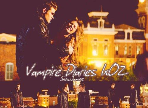 Vampire Diaries: Saison 1: épisode 2