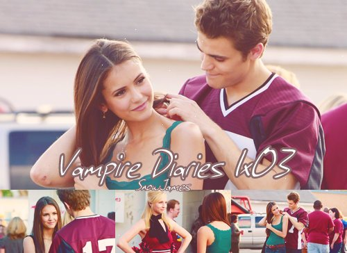 Vampire Diaries: Saison 1: épisode 3