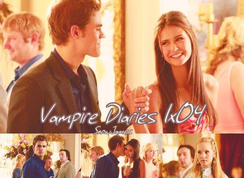 Vampire Diaries: Saison 1: épisode 4