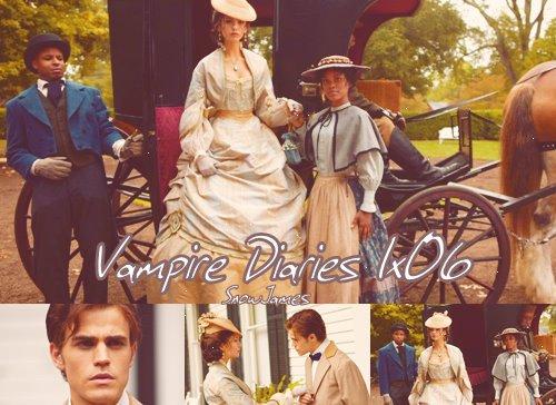 Vampire Diaries: Saison 1: épisode 6