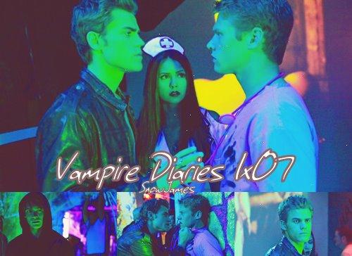 Vampire Diaries: Saison 1: épisode 7