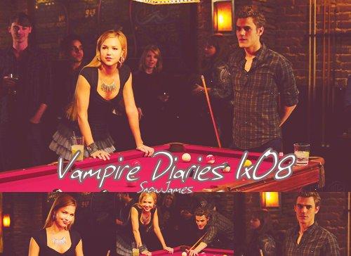 Vampire Diaries: Saison 1: épisode 8