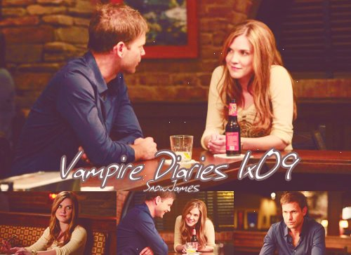 Vampire Diaries: Saison 1: épisode 9