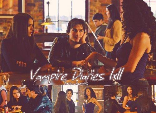 Vampire Diaries: Saison 1: épisode 11