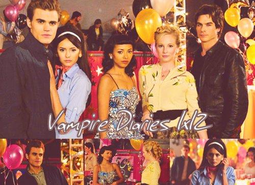 Vampire Diaries: Saison 1: épisode 12