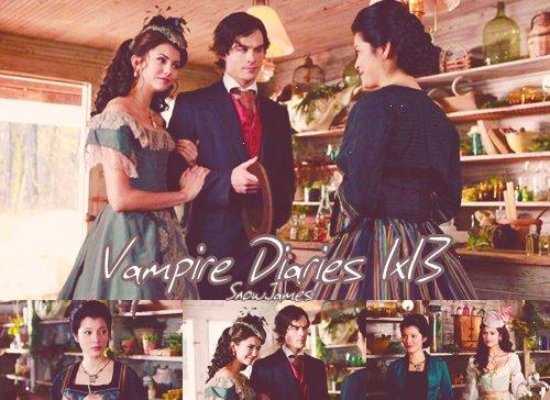 Vampire Diaries: Saison 1: épisode 13