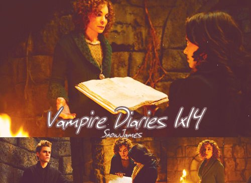 Vampire Diaries: Saison 1: épisode 14