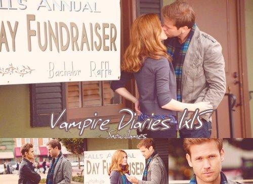 Vampire Diaries: Saison 1: épisode 15