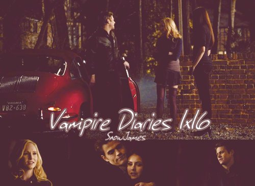 Vampire Diaries: Saison 1: épisode 16