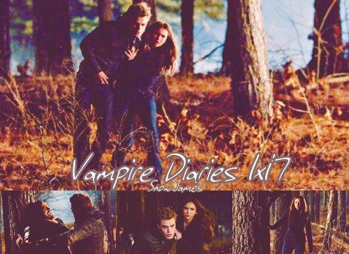 Vampire Diaries: Saison 1: épisode 17