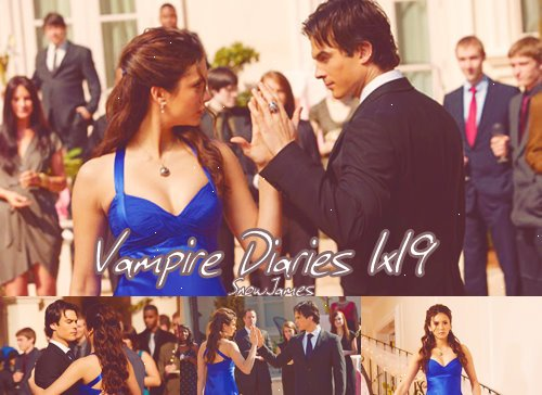 Vampire Diaries: Saison 1: épisode 19