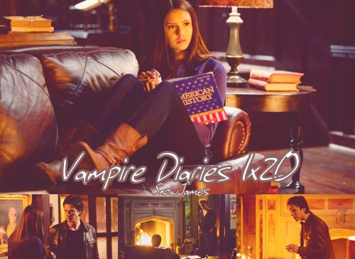 Vampire Diaries: Saison 1: épisode 20