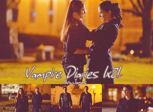 Vampire Diaries: Saison 1: épisode 21