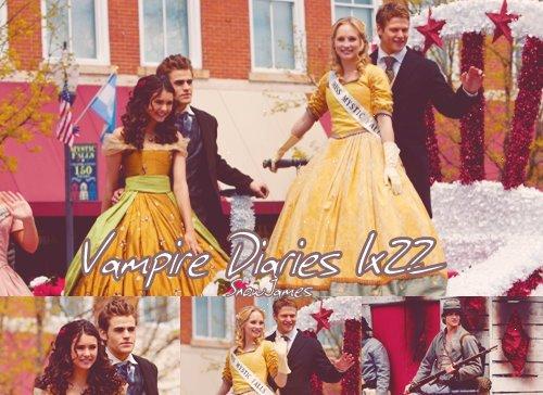 Vampire Diaries: Saison 1: épisode 22