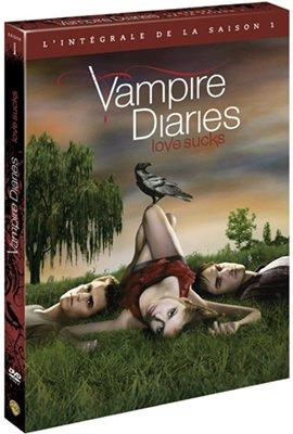 Vampire Diaries: Dvd: Saison 1