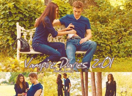 Vampire Diaries: Saison 2: épisode 1