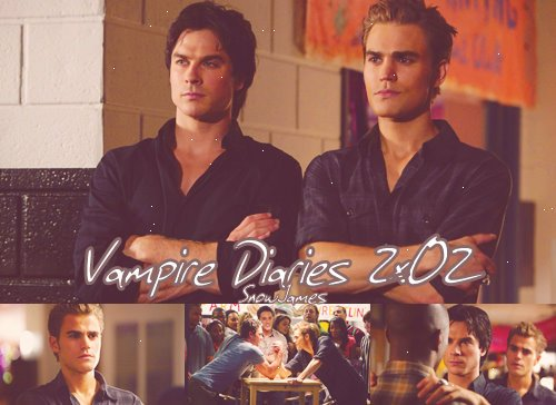 Vampire Diaries: Saison 2: épisode 2
