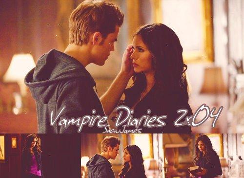 Vampire Diaries: Saison 2: épisode 4